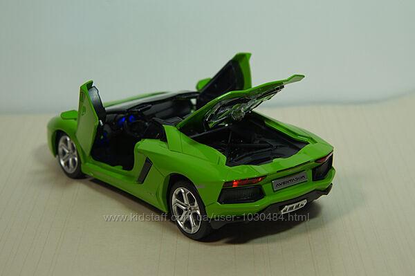 Машина металева автопром 68274, Lamborghini
