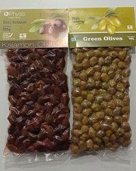 Продукты с острова Крит  травяной чай, оливки, специи, лукум, пахлава