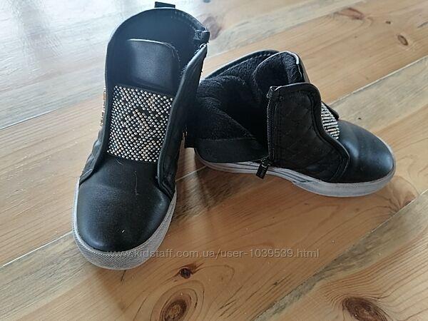 черевички для дівчинки весна-осінь