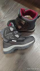 Зимние ботинки на мальчика Krokky 29р 19см.