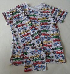 Пижама primark англия 4-5, 5-6 лет