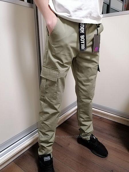 2946 Котоновые брюки 134-164