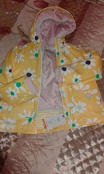 Куртка Marks&Spencer 6-7р 116-122см