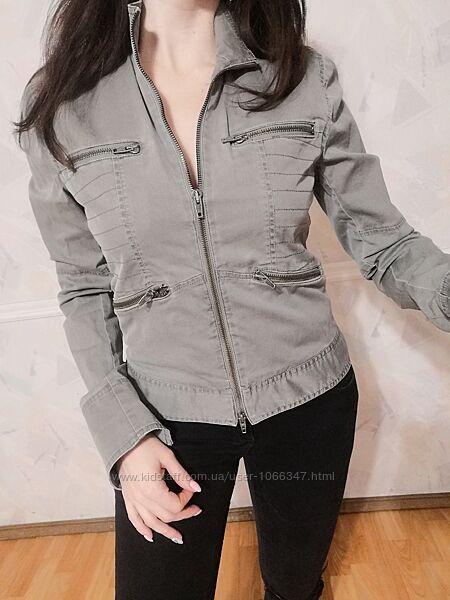 Джинсовая курточка H&M
