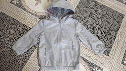 Легенькая курточка-ветровка Topomini 92см