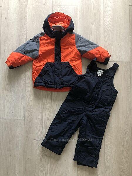 Зимний костюм 3-в-1 Children&acutes Place 2 года, рост 80-86 см