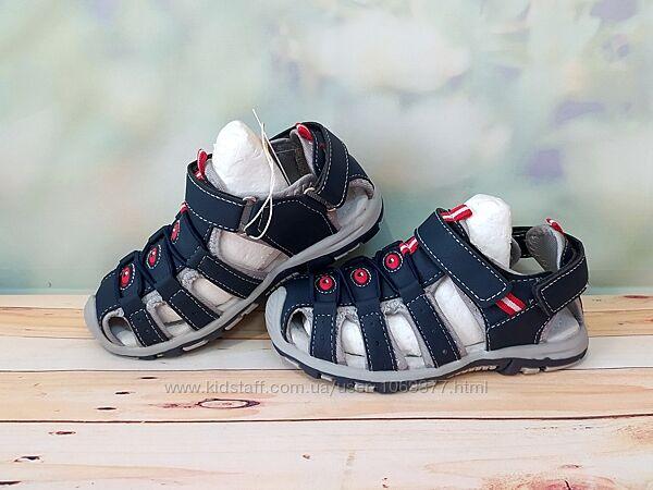 Спортивні дитячі сандалі босоніжкі м. мичи на літо закриті р 26-31 264 более