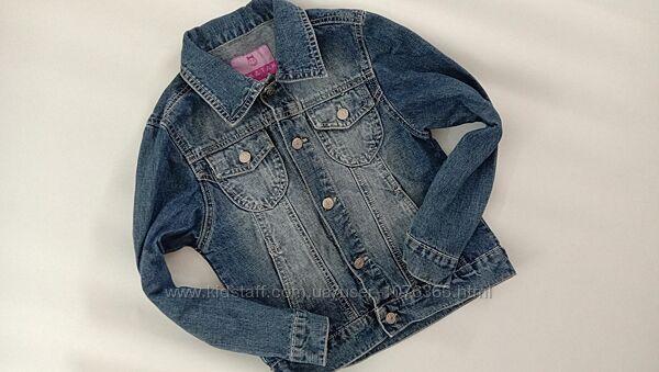 Джинсовый пиджак Tik&Tak на рост 116 см
