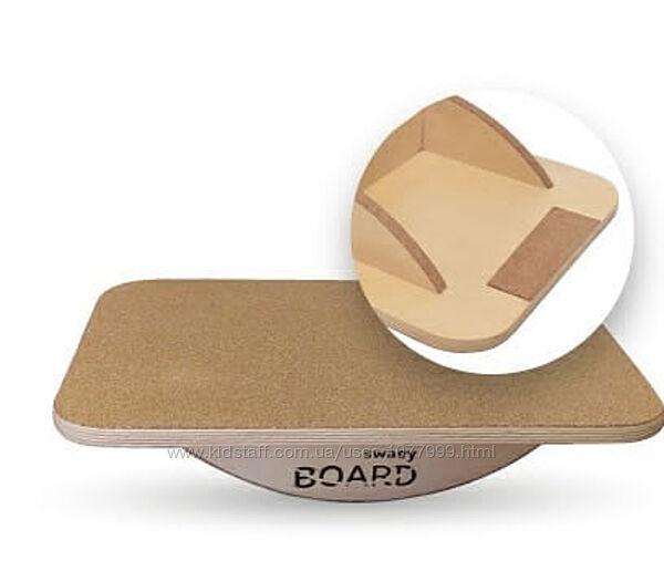 Балансир з корковим покриттям , балансир с корковым покрытием