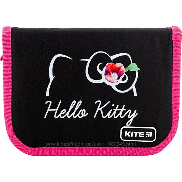 Пенал школьный Kite Education Hello Kitty Для девочки