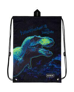 Сумка для сменки КАЙТ Для мальчика Kite Education Tyrannosaur
