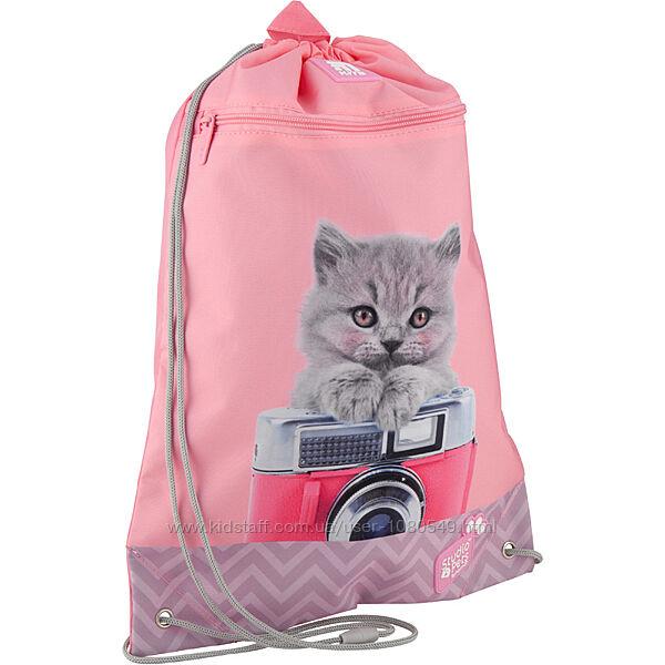 Сумка для сменки Kite Education Studio Pets Для девочки