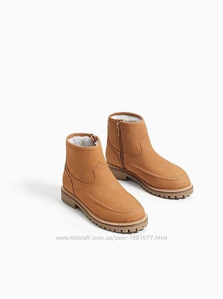 Ботинки Zara, размер 33