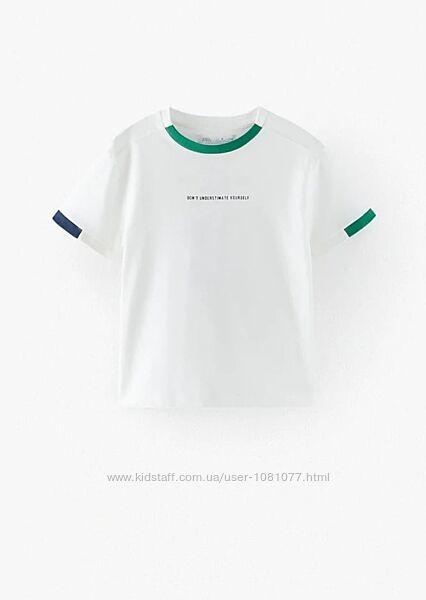 Футболка Zara, размер 8 лет