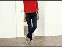 Новые шикарные джинсы Skinny Esmara evro 40,44, 42 наш 46,50 см. замеры