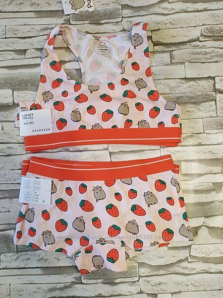 Reserved комплект нижнего белья для девочки нижнее белье для девочки