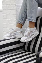 Кроссовки Адидас Adidas Ozweego White