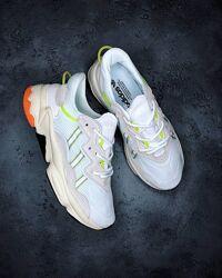 Кроссовки Adidas Ozwego White Green