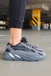 Кроссовки Адидас Adidas Yeezy 700 Black