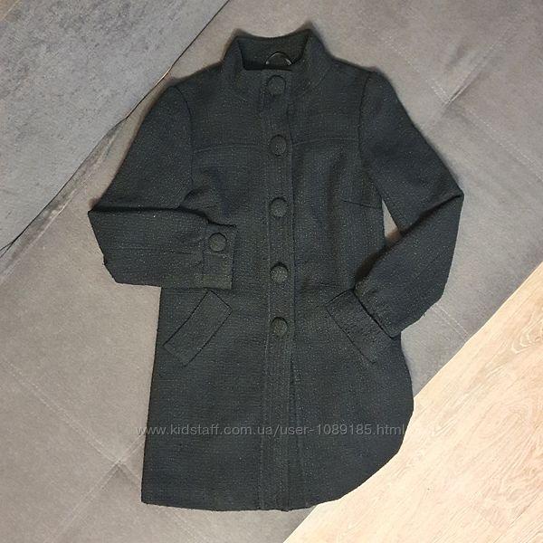 Стильное классическое пальто демисезон XS/S