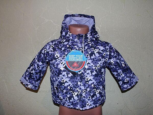 Зимний Columbia 6-12 buga omni-heat костюм комбинезон