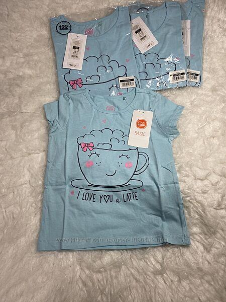 Фирменная футболка ТМ Cool Club