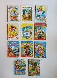 Детские книги стихи, сказки, песенки, потешки, скороговорки, азбука