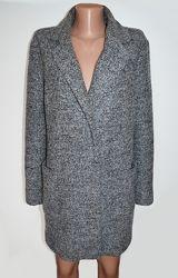 Демисезонное пальто прямого кроя New Look