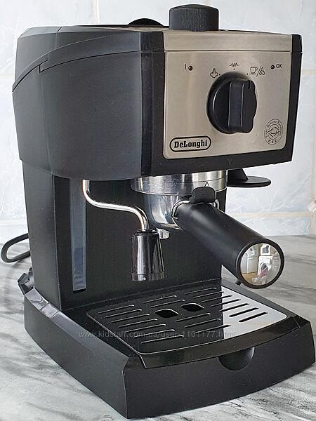 Кофеварка эспрессо Delonghi EC 157 Black