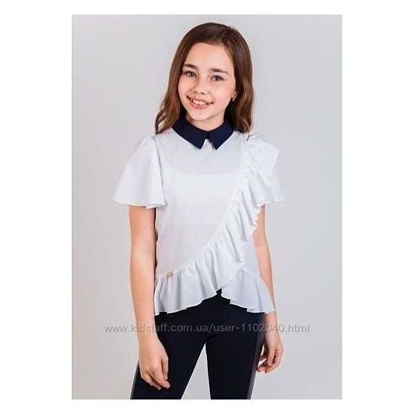 Шикарная блузка ТМ Suzie Лучшие модели Размеры 116- 152