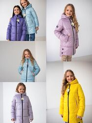 Детская стильная демисезонная куртка на девочку Милена Размеры 116- 152