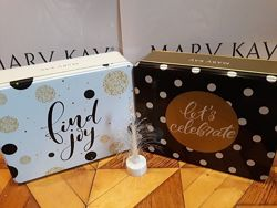Бьюти-бокс Mary Kay мери кей мэри кэй коробка упаковка