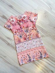 Платье стильное next,5-6лет