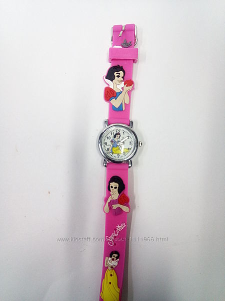 Детские наручные часы Белоснежка