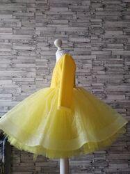 Нарядное праздничное платье для девочек