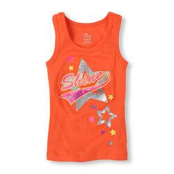 Летние и школьные футболки, поло, майки, блузки для девочек от 7 до 16 лет