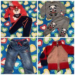 Спортивный костюм джинсы комбинезон свитер кофта одежда мальчик