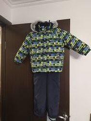 Комплект для мальчика 3,5-5,5 лет LENNE ленне куртка штаны комбинезон