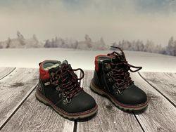 Зимние ботинки для мальчика, Badox, Польша, р.21-26