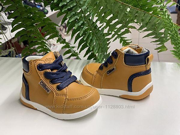 Демисезонные ботинки для мальчика Clibee, Польша. р.18-22,