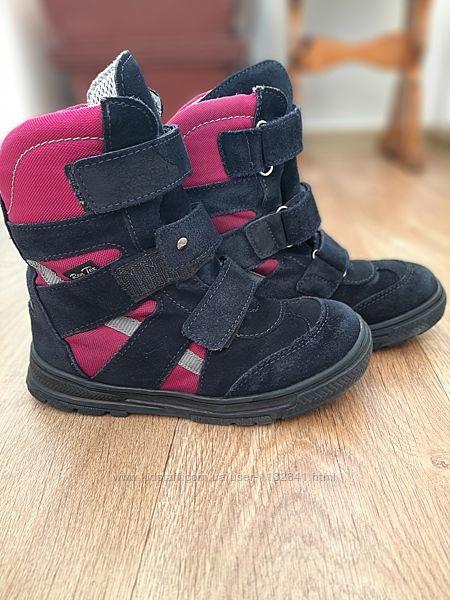 Ботинки зимние девочке Renbut 31размер