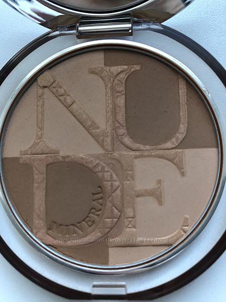 Бронзер Dior diorskin mineral nude bronze 04