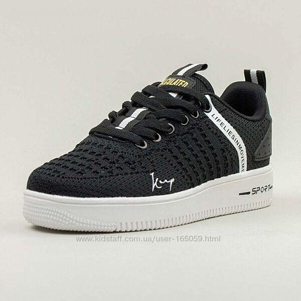 Кроссовки сетка, BaaS, черные, 579160