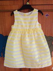 Красивое платье, 2-3 года Джимбори