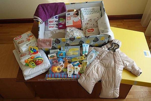 Багатодітна сім&acuteя прийме в дар речі, іграшки для новонароджених