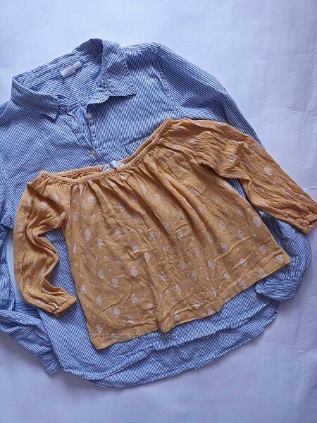 Блуза топ вискоза m&s