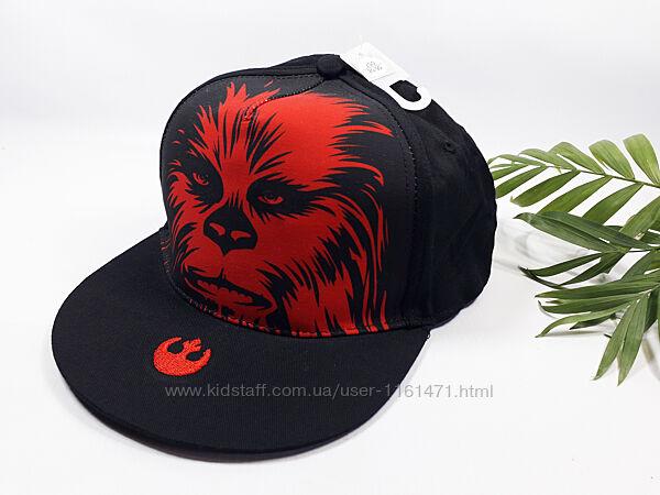 Бейсболка реперка подростковая мужская кепка Star Wars бренд C&A р.56-58