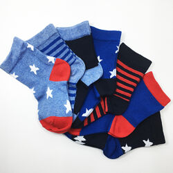 Набор 7 пар носки детские комплект Неделька на мальчика р.27/30 бренд C&A