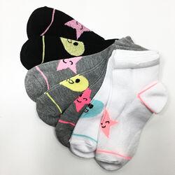 Набор 7 пар носки Неделька детские комплект на девочку р.27/30 бренд C&A