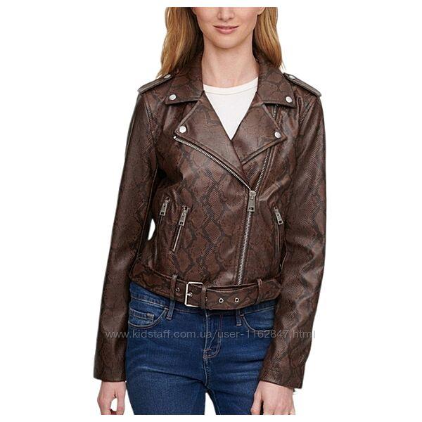Женская куртка косуха LEVIS